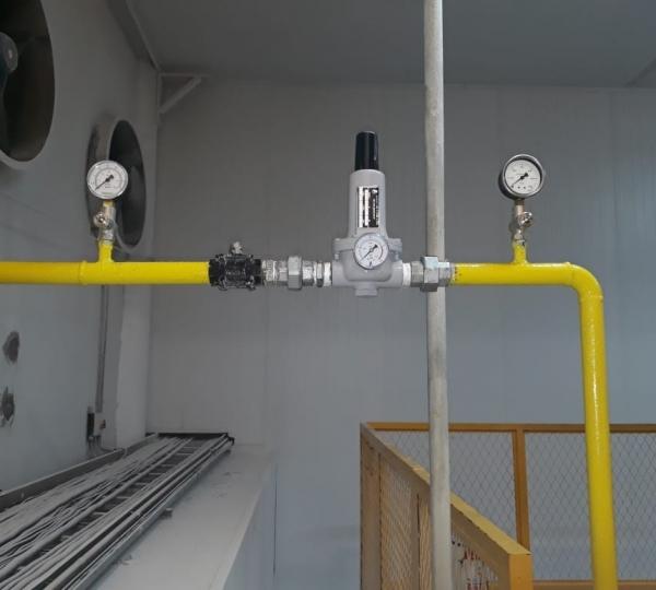 Montagem de Tubulação de Gás em Sorocaba