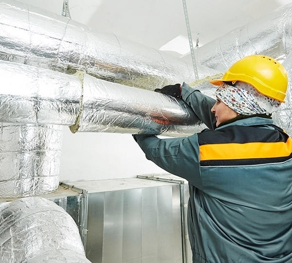 Isolamento térmico para água gelada