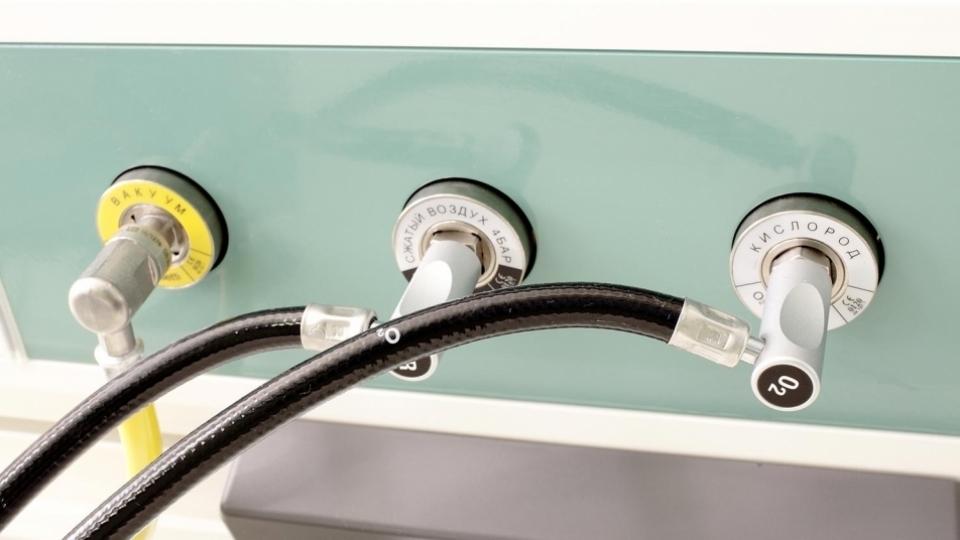 O que mais precisa ser instalado em ambientes de saúde?