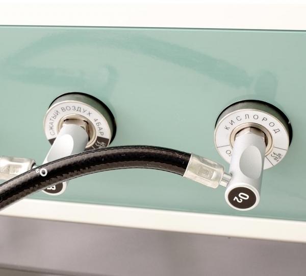 Instalação de Tubulação de Gases Medicinais