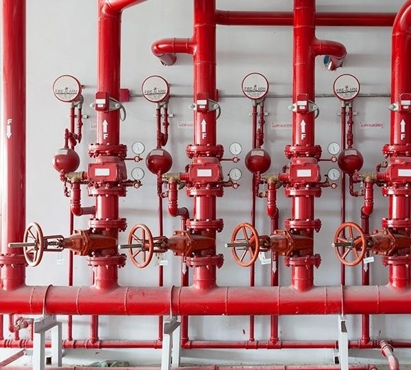 Laudo técnico para tubulação industrial