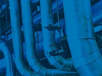 Montagem Tubulação de Gás
