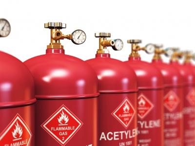 Gás Acetileno