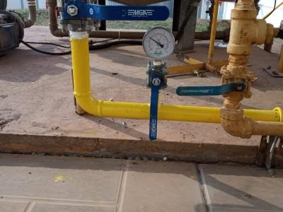 Tubulação de Gás Industrial em São José dos Campos